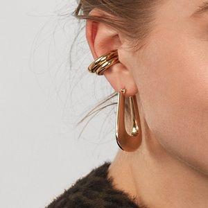 Set of 2 Haydyn Gold Ear Cuff